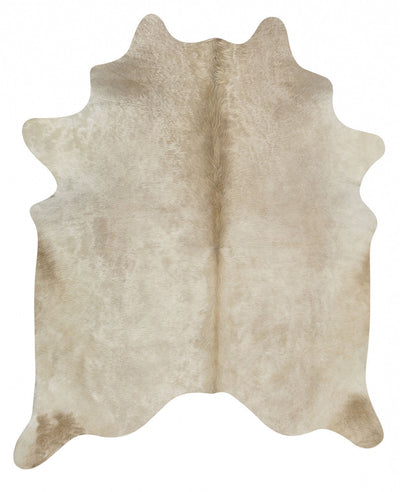 Premium Cowhide - Natural Cream