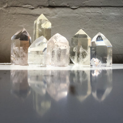 Clear Quartz Generator Points