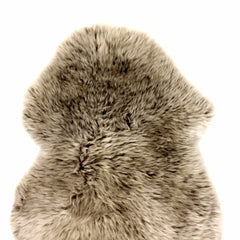 Long Wool Sheepskin - Cappuccino *** TWO SIZES ***