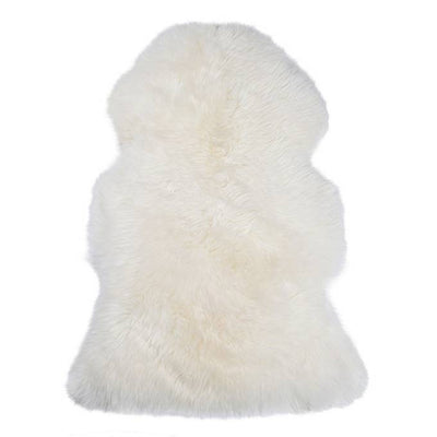 Buy Australian Sheepskin Merino Rug Ivory Throw