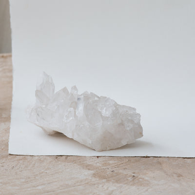 Clear Quartz Clusters **HIRE ONLY***