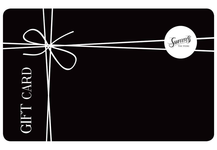 Sourceress Gift Voucher