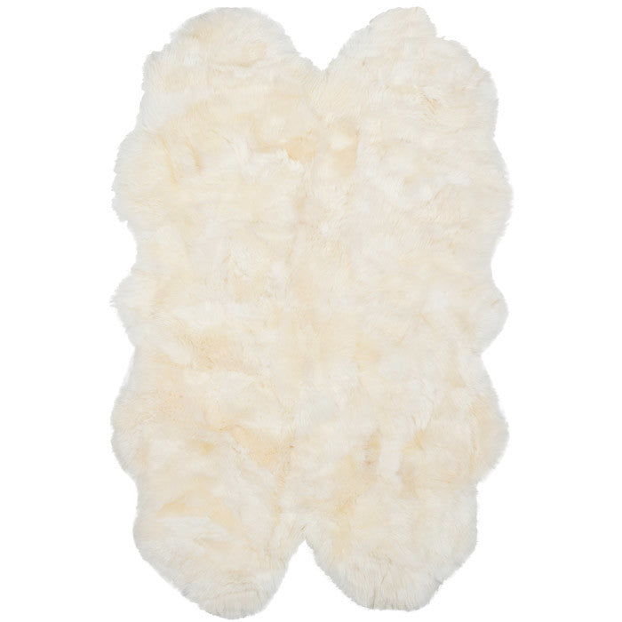 Australian Merino Sheepskin - Ivory ***8 SIZES***