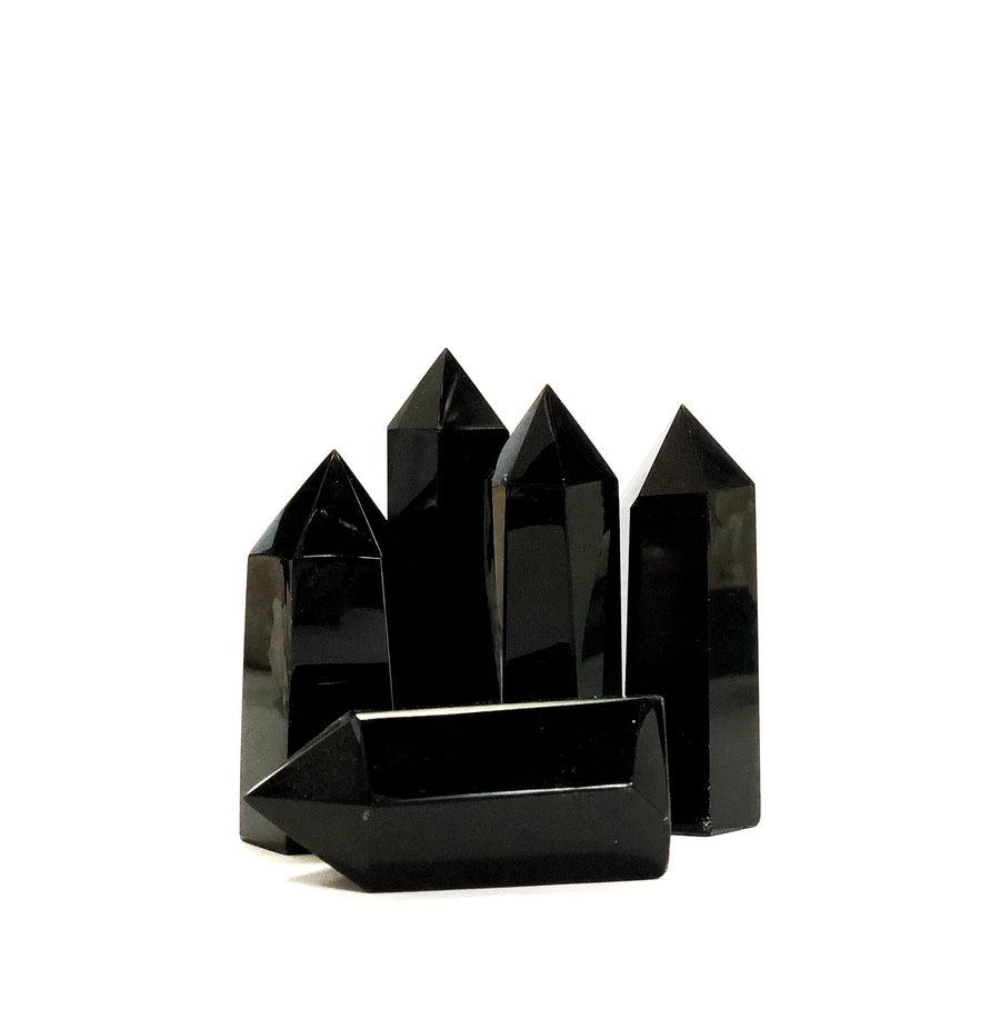 Black Obsidian Generator Point