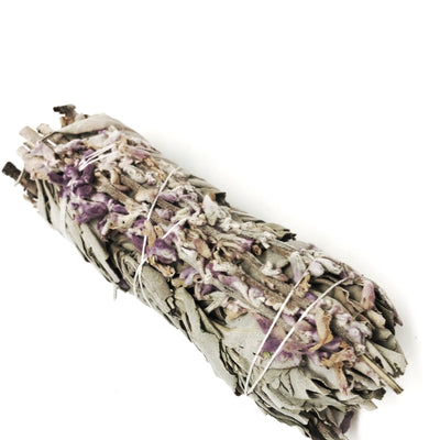 White Sage & Lavender Smudge Stick