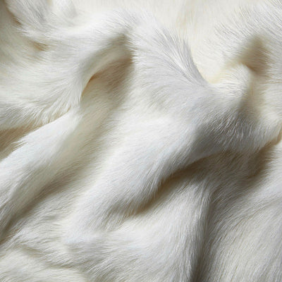 Himalayan Goatskin - Natural White