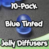 10-pack Jelly Diffusers Blue