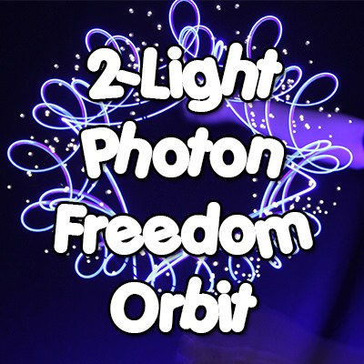 2-Light Photon Freedom Orbit