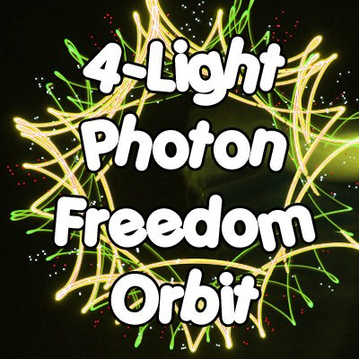 4-Light Photon Freedom Orbit