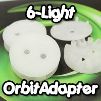 6-Light OrbitAdapter (Dotz, JellyDotz, Photons)