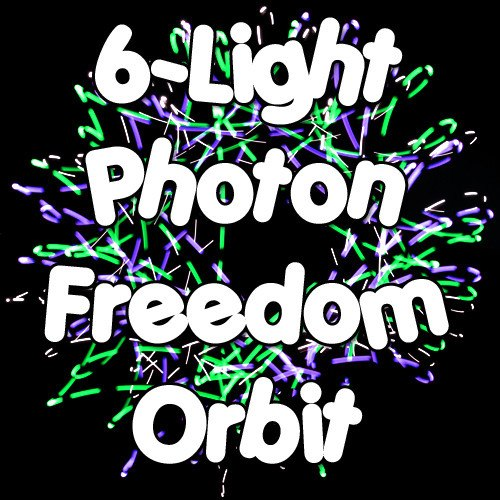 6-Light Photon Freedom Orbit