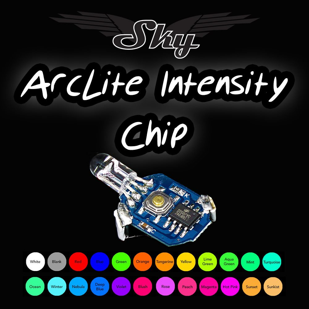ArcLite Intensity 2.0 Chip