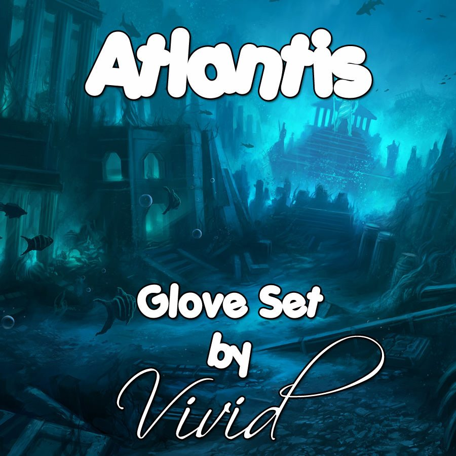 Atlantis Glove Set