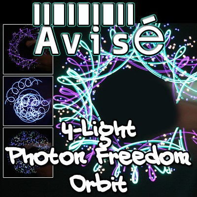 Avise 4-Light Photon Freedom Orbit