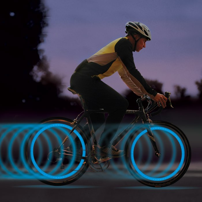 SpokeLit LED Spoke Wheel Light - Blue