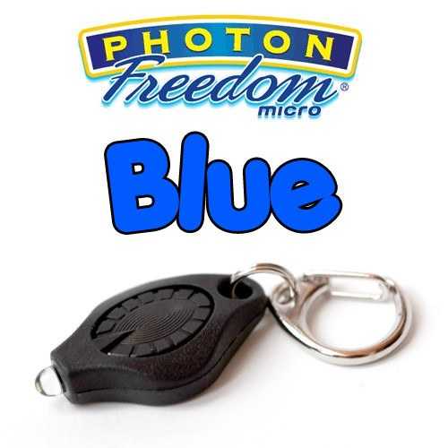 Blue Photon Freedom