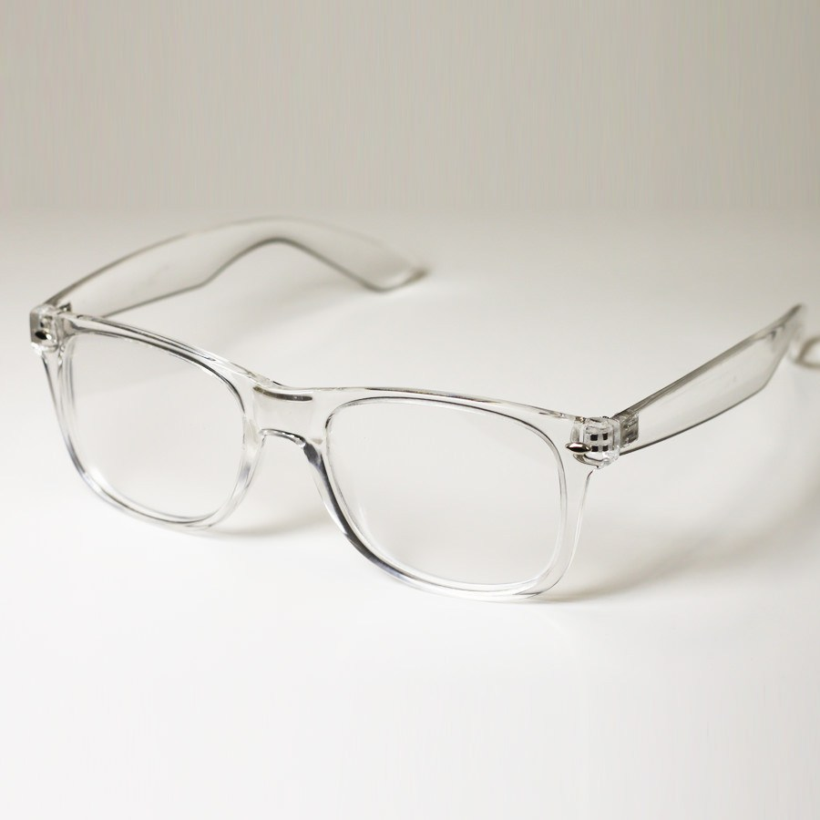 Diffraction Glasses - Clear Transparent