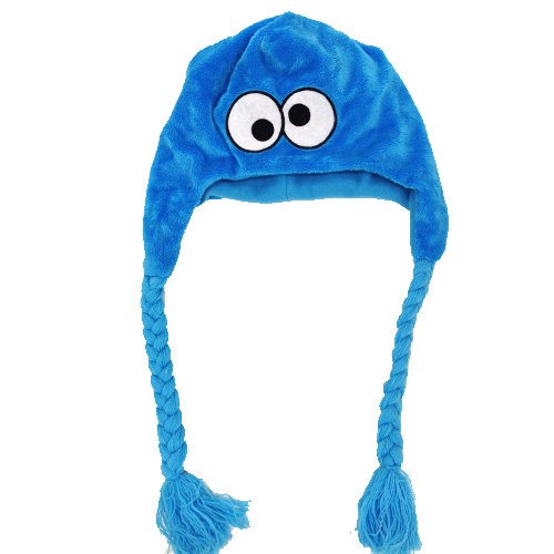 Cookie Monster Lapland Beanie