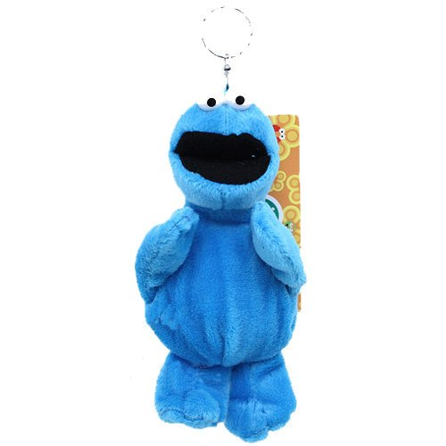 Cookie Monster Key Chain Coin Pocket