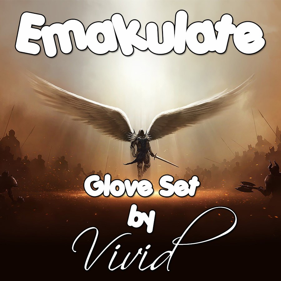 Emakulate Glove Set