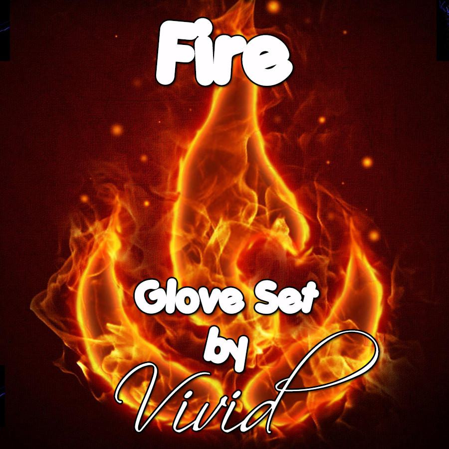 Fire Glove Set