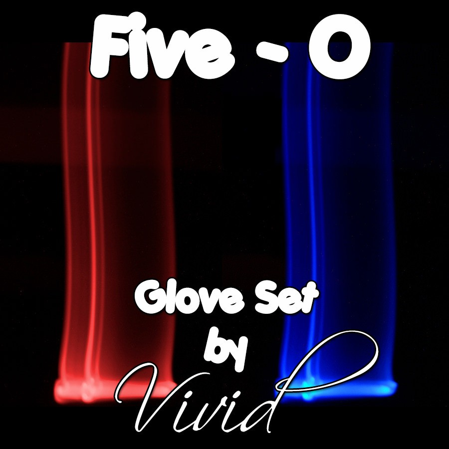 Five-O Glove Set