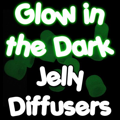 Jelly Diffuser Glow-in-the-Dark