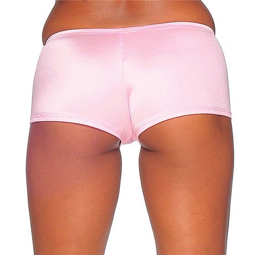 Go-Go Shorts - Baby Pink