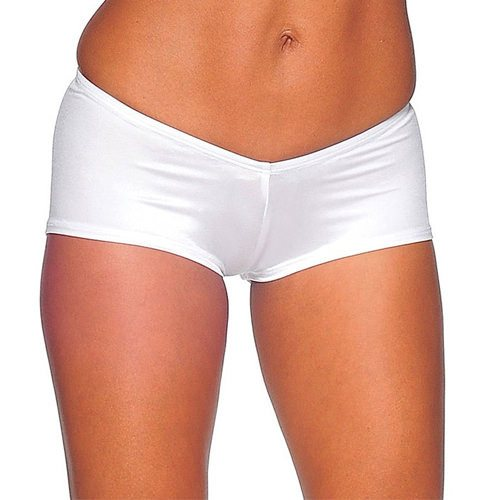 Go-Go Shorts - White