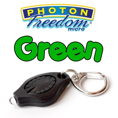 Green Photon Freedom