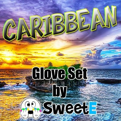 Caribbean Glove Set