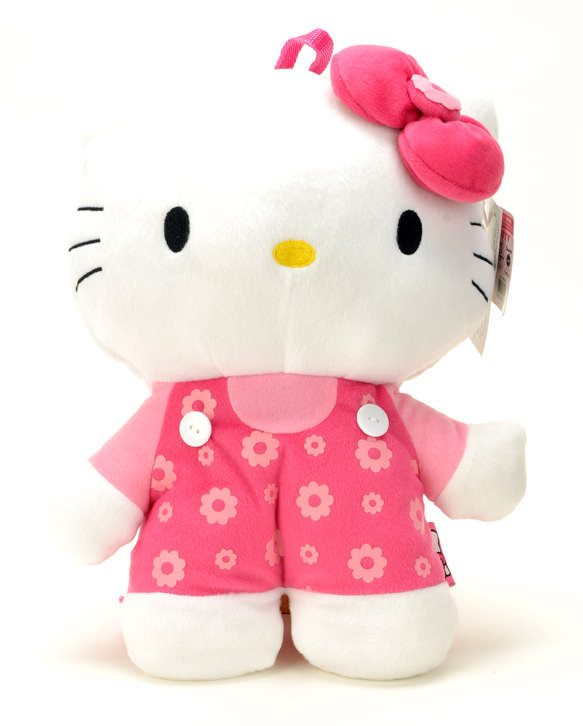 Hello Kitty Flower Backpack