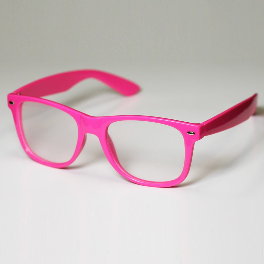 Diffraction Glasses - Hot Pink