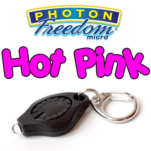 Hot Pink Photon Freedom