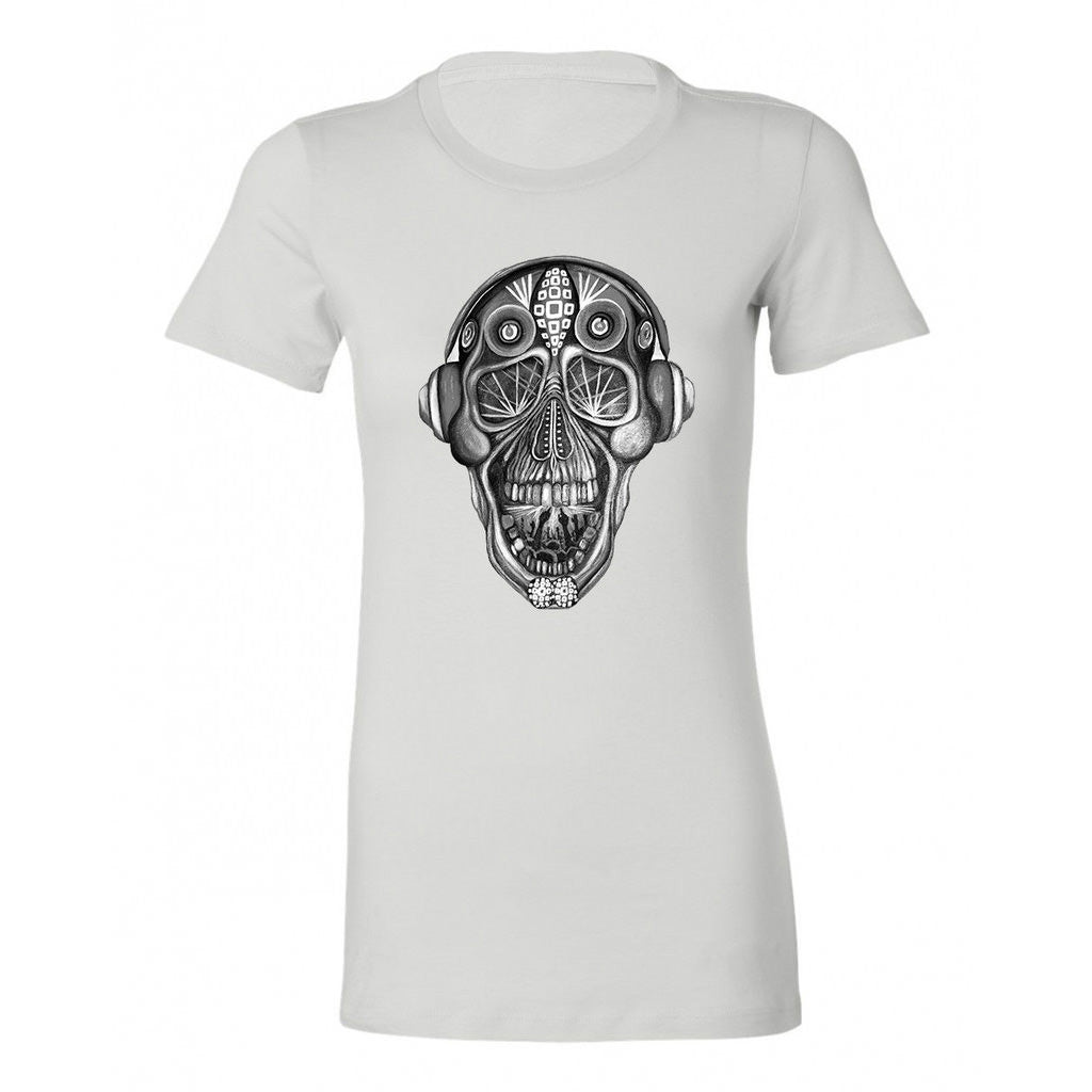Inside EDM Black & White Women's T-Shirt
