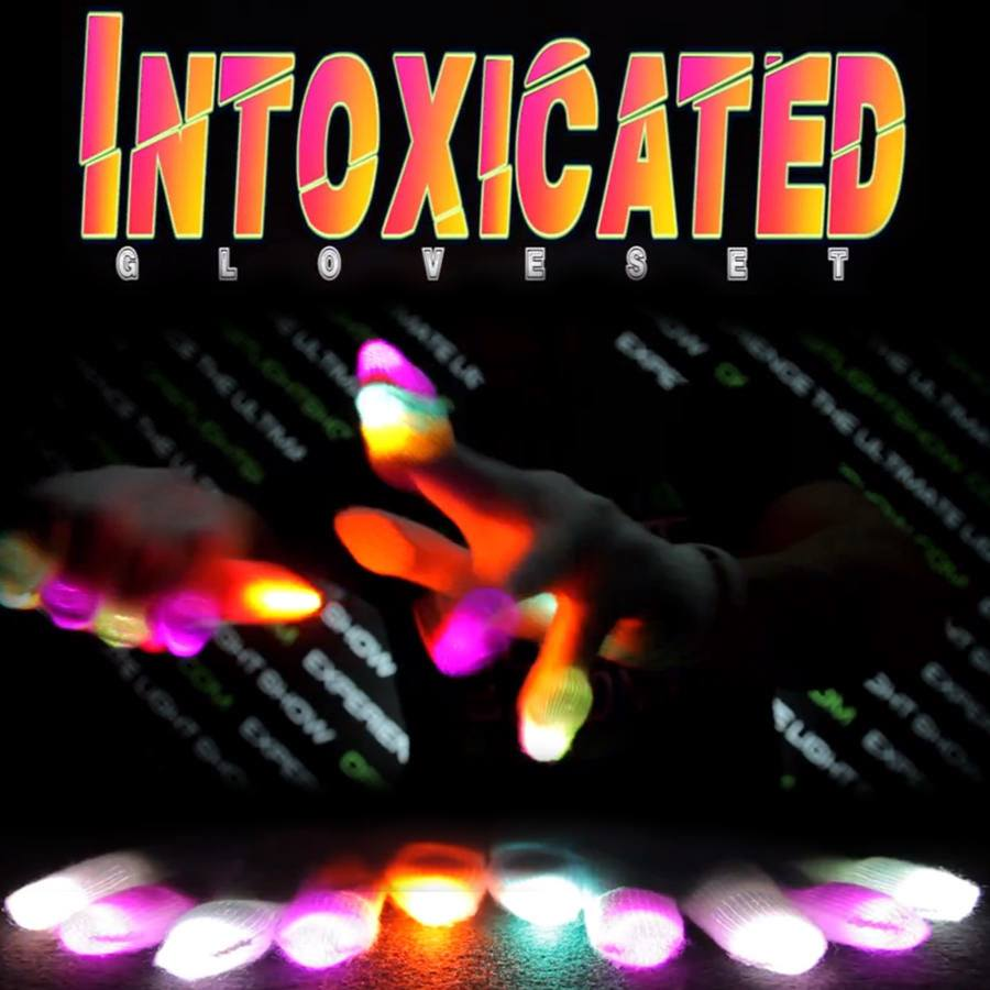 Intoxicated Glove Set