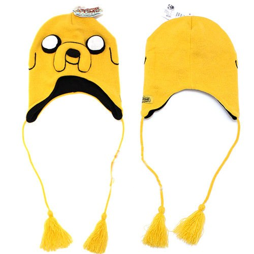 Adventure Time Jake Lapland Hat