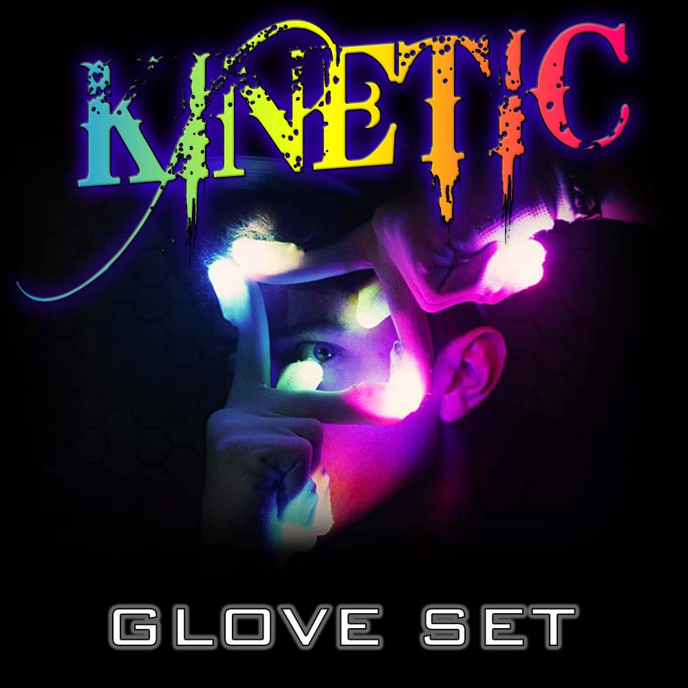 Kinetic Glove Set (Clear Bulbs)