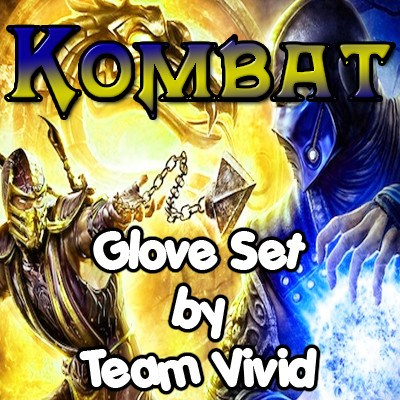 Kombat Glove Set