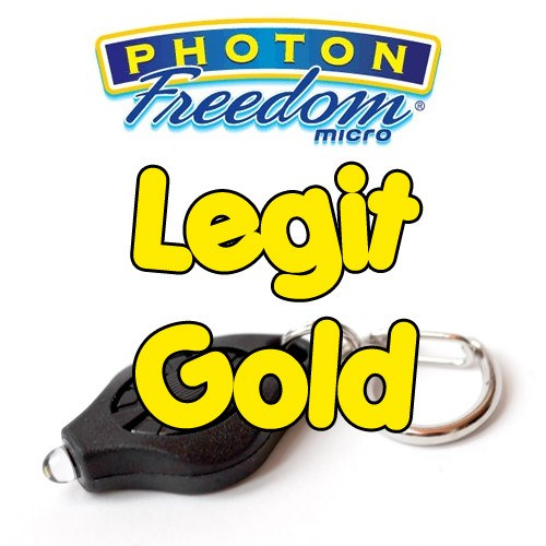 Legit Gold Photon Freedom