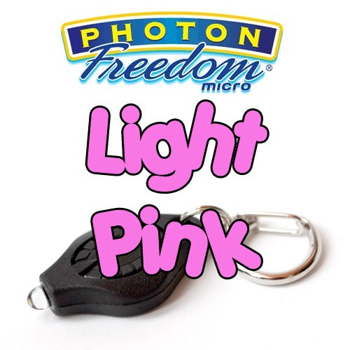 Light Pink Photon Freedom