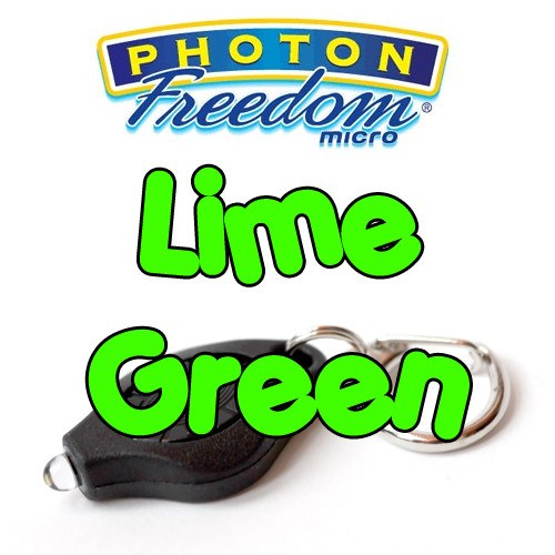 Lime Green Photon Freedom