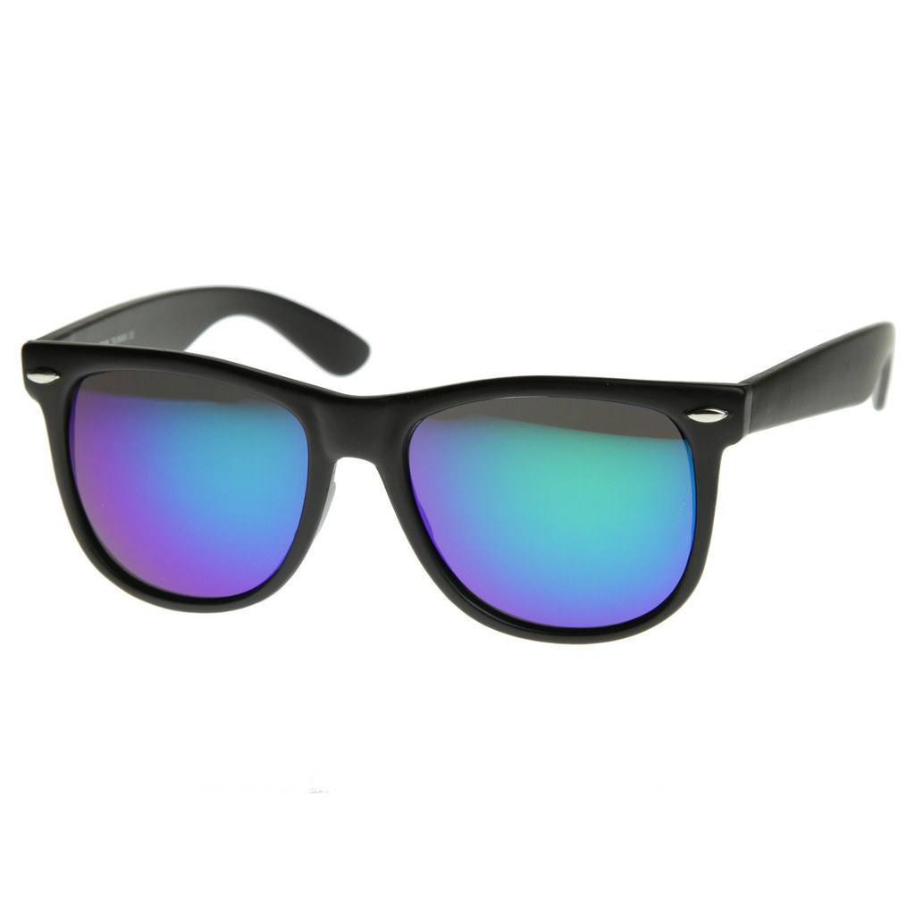 Matte Black Sunglasses - Midnight