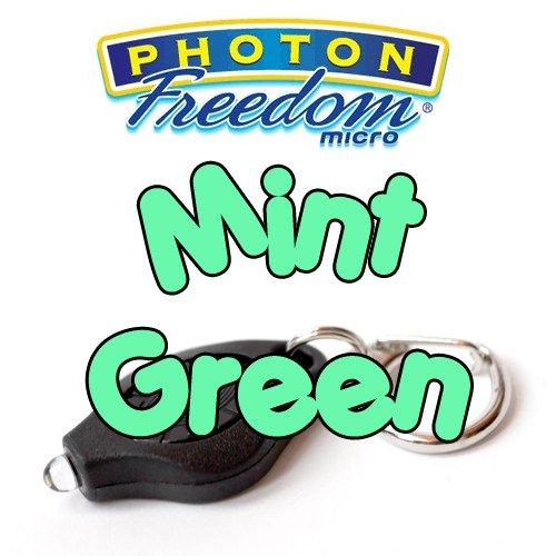 Mint Green Photon Freedom