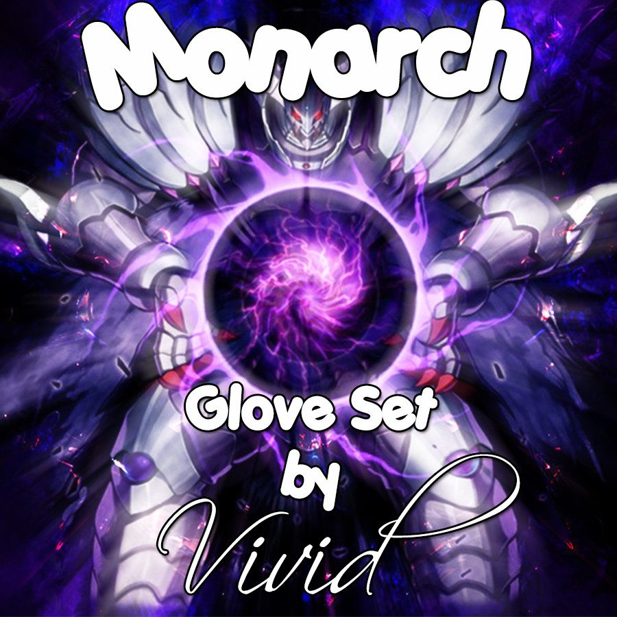 Monarch Glove Set