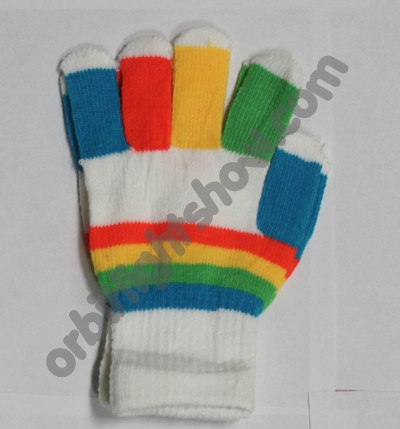 OYGB Colorful Gloves
