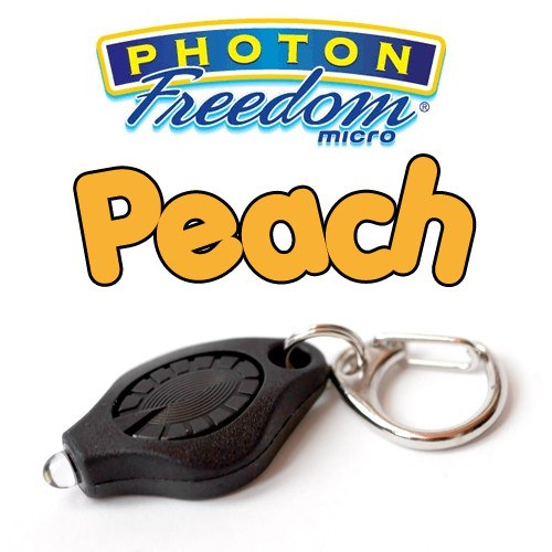 Peach Photon Freedom