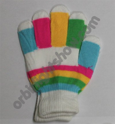 PiYGB Colorful Gloves