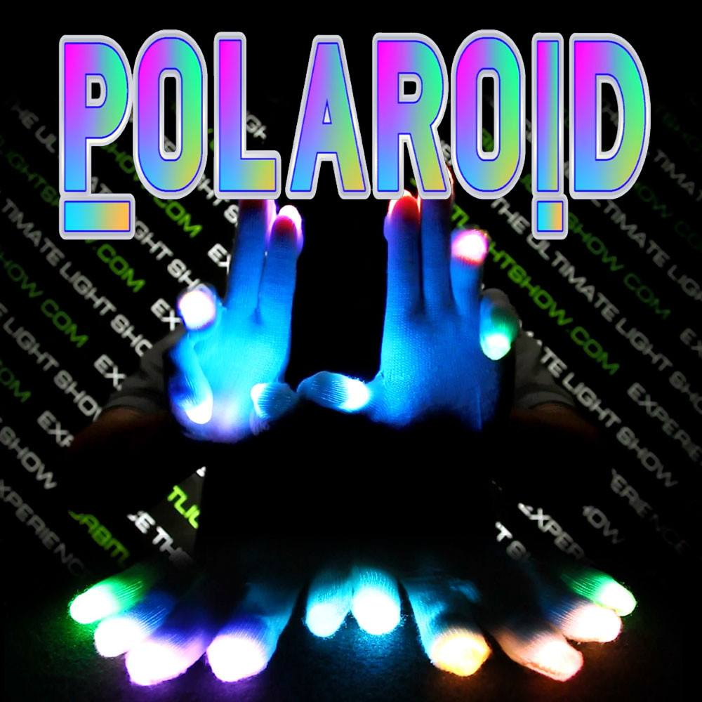 Polaroid Glove Set