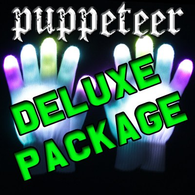 Puppeteer Deluxe Package Set